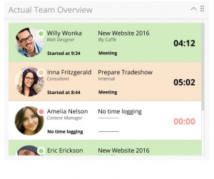 user-widget